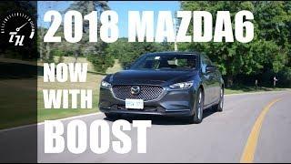2018 Mazda 6 Signature // Boost Boost Boost!