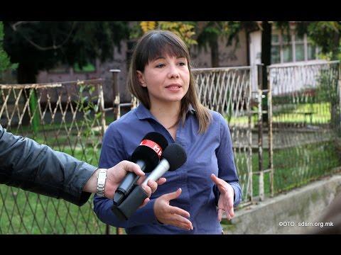 Царовска: Недостигаат градинки, во нашиот план децата �...