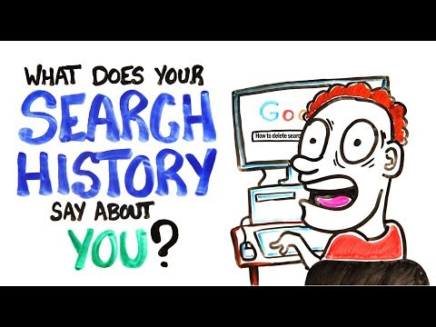 Search History Will Reveal All Your Secrets!