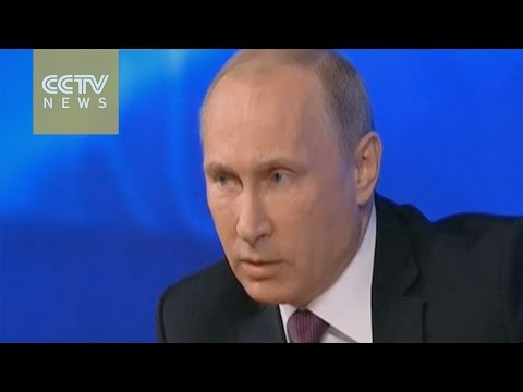 Russian president: Ukraine must remain one political entity