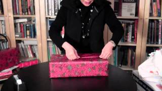Diagonal Gift Wrapping