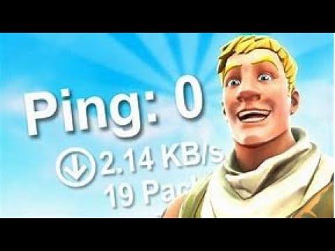 Ping Geschwindigkeit Verbessern