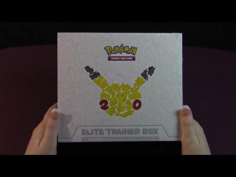 ASMR Generations Elite Trainer Box Opening