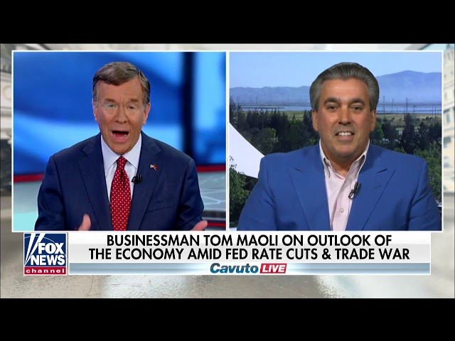 Fox News Interview: Will US consumers feel the impact of a trade war with China? 8/20/2019