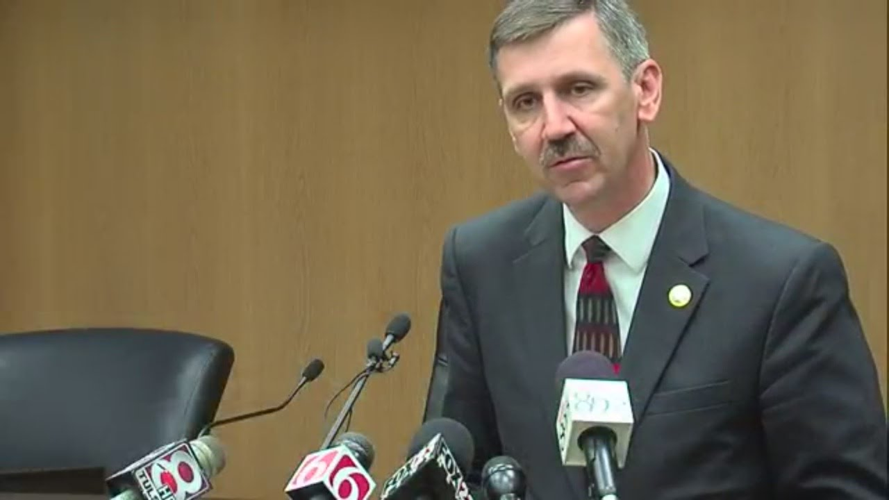 Tulsa police chief after Betty Shelby verdict: 'We're committed to making a ...