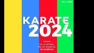 KARATE OLYMPIC SPORT #KARATE2024