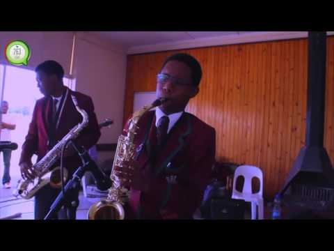 Prince Edward School the best Jazz band in Zimbabwe