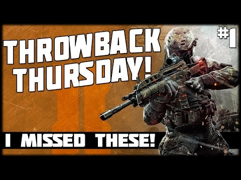 The Trigger Finger is Back! | Throwback Thursday! #1