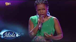 Top 6 Reveal: Yanga - 'Xa Bendino Mama' – Idols SA | Mzansi Magic