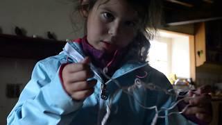 Alice 8 ans raconte ces vacances Handigîte