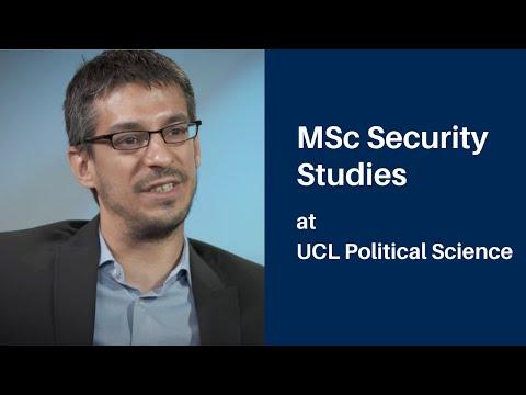 MSc Security Studies