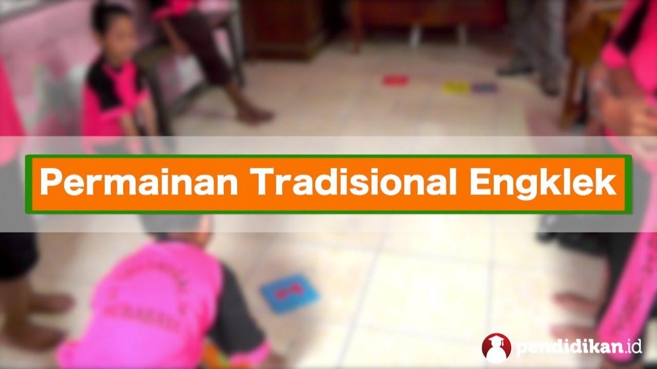 Kelas 4 Tematik Permainan Tradisional Engklek Video Pendidikan Indonesia Youtube
