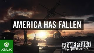 Homefront: The Revolution  'America Has Fallen' Trailer (Official)