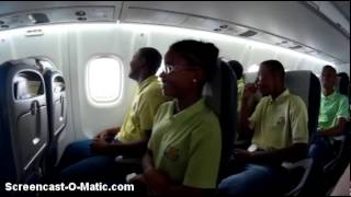 vol pour la barbade