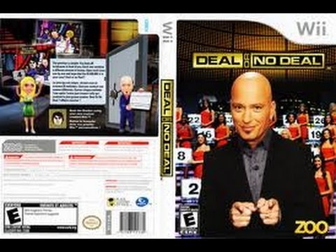 Deal Or No Deal Nintendo Wii: Game 1 - YouTube