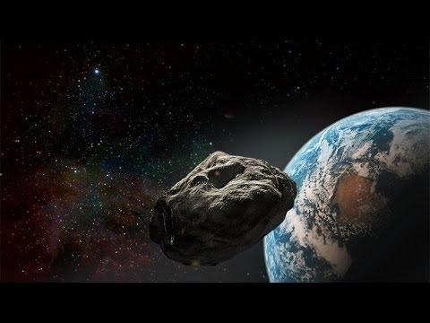 NASA : La tierra es el condenado ; Un asteroide gigante es el pastoreo la tierra [ Doc Choque ]