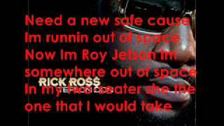 Rick Ross Feat. Drake & Chrisette Michele- Aston Martin Music [Explicit] LYRICS