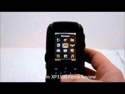 Обзор противоударного мобильного телефона Sonim XP3300 Force