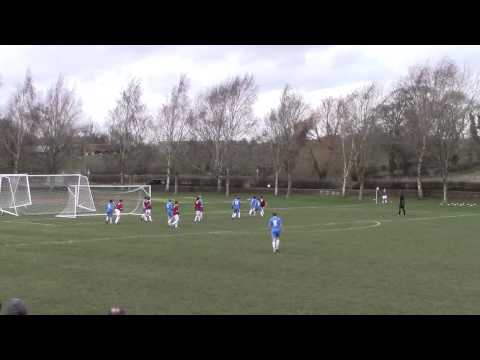 ACADEMY: Under 13 highlights, Northampton Town vs Colchester United