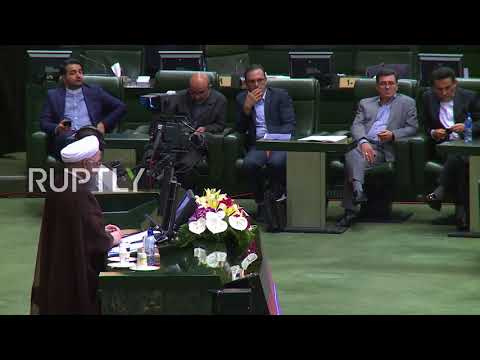 Iran: Rouhani warns Tehran may quit nuclear deal 'in hours' over US sanctions