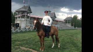 Конные трюки в фильме Анна Каренина