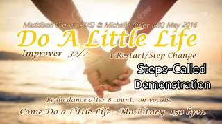 Do A Little Life STEPS CALLED hh