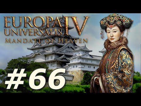 Europa Universalis IV: Mandate of Heaven | Japan - Part 66