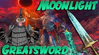 Dark Souls 3: Moonlight Greatsword PvP - The Intelligent Tank Build!