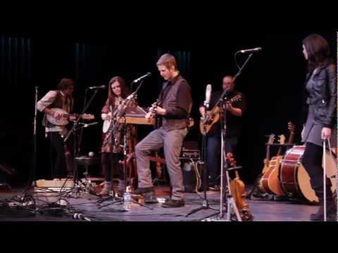 """""""Stars and Dust"""" by Songs of Water, live at the Carolina Theatre in Greensboro, NC"""