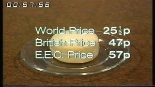 The Common Market | Effect on food prices | Money go round | 1977