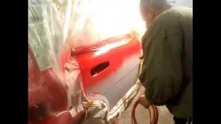 Перекупы! Как покрасить деталь авто базой под лак! Покраска авто в гараже!(Как покрасить авто в гараже покраска авто своими руками покраска базой под лак покраска акрилом покраска..., 2015-10-13T07:43:56.000Z)