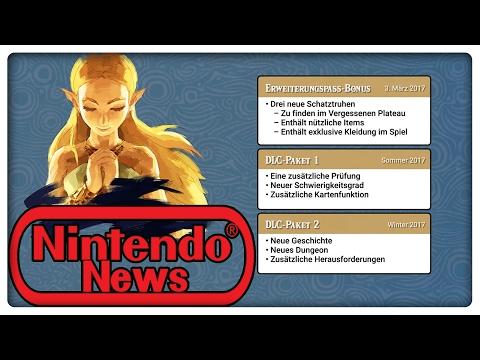 Sony Switch Patent?! Zelda mit Season-Pass! Pokémon Go Gen 2 Start! GDC 2017 & Switches gestohlen!