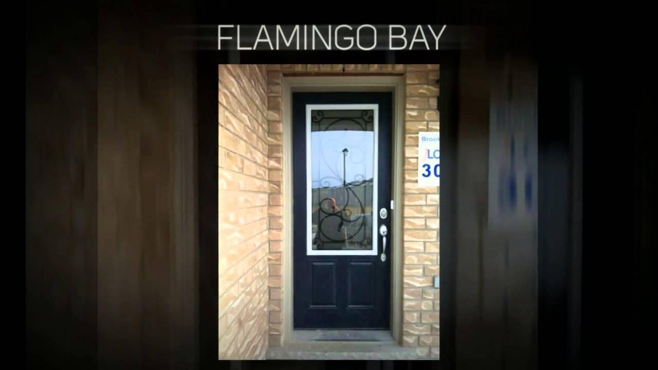 Wrought Iron Amp Decorative Glass Door Inserts Youtube