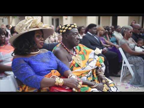 Beautiful Ghanaian & Panamanian Wedding: Tanisha + Kwaku