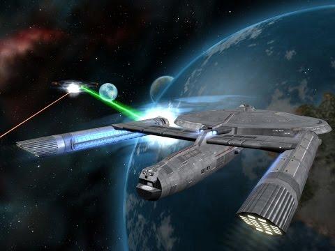 Star Trek Legacy Full Movie All Cutscenes Cinematic