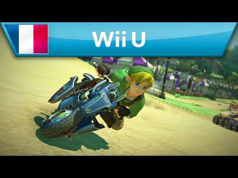 Musique de Mario Kart 8 - Circuit d'Hyrule (Wii U)