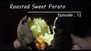 I'm eating Roasted Sweet Potat…