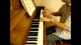 Je fais de la musique: Carl Czerny: Etude g, Op. 849.