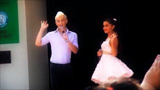 Frankie & Ariana Grande    Chandelier   All of Me   Suddenly Frankie