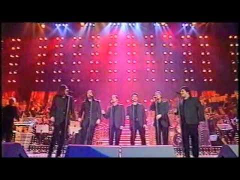 Neri per caso - Mai più sola - Sanremo 1996.m4v