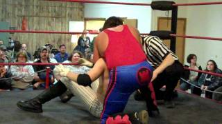 Repeat youtube video Tony G vs. Alex Castle
