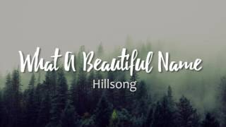 What A Beautiful Name (Hillsong) - Instrumental