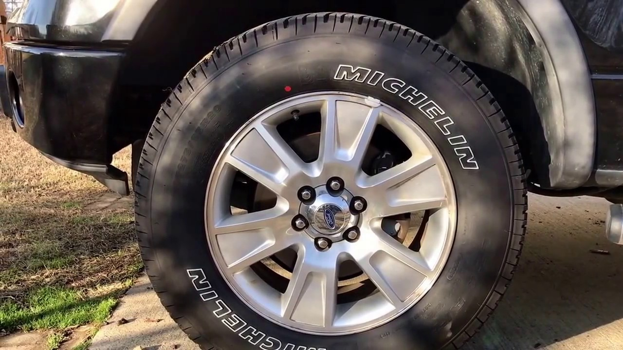 2017 F150 Leveling Kit >> Michelin LTX A/T 2. LT275 65 R20 on a 2010 F150 FX4 with 2 ...