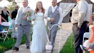 OUR BEAUTIFUL WEDDING! (Part 1)