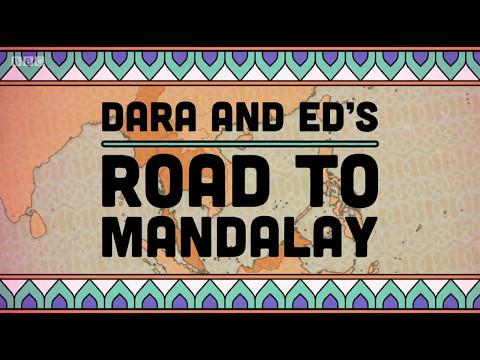 Dara & Ed's Road to Mandalay  S01E01 Malaysia