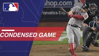 Condensed Game: BOS@NYY - 10/8/18