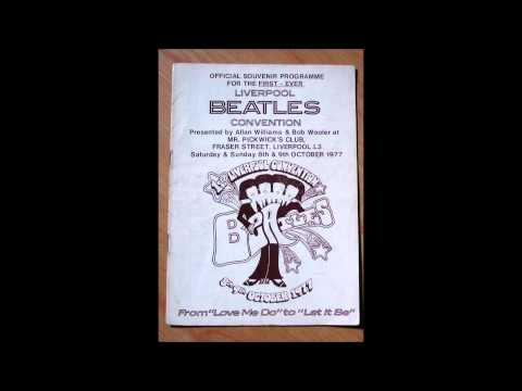 Abbey Road recorded at Pickwicks Club Liverpool 1st Ever Beatles Convention 1977 (Edited)