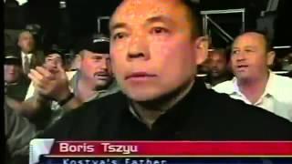 Бокс Костя Цзю Самый главный бой