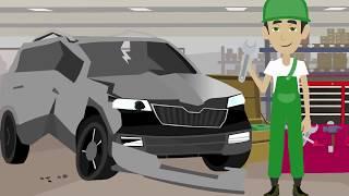 Магазин автозапчастей AutoParts