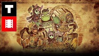 [Game Movie] SteamWorld Quest: Hand of Gilgamech [Russian]
